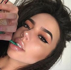Eyemakeupart provides new eye makeup tutorial. How to make up your eye and how to do special design your eye. Makeup Goals, Makeup Inspo, Makeup Inspiration, Makeup Tips, Beauty Makeup, Hair Beauty, Makeup Ideas, Makeup Tutorials, Nail Inspo