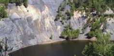 Hromnické jezírko – přírodní památka bez života