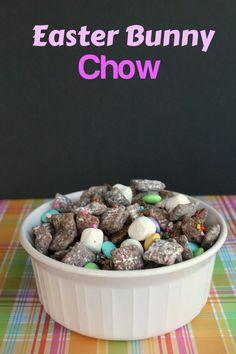 Easter Bunny Chow | GirlGoneMom.com