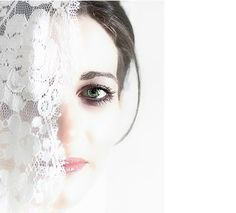1/2 Hoop Earrings, Artwork, Jewelry, Fashion, Weddings, Moda, Work Of Art, Jewels, Fashion Styles