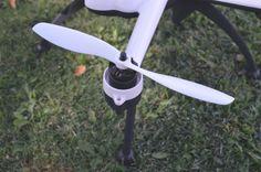 Mola: Review del Flying 3D X8, un quadcoptero de grandes alturas