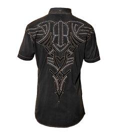 INFLUENTIAL JR - BLACK- Shirts- Roar Clothing
