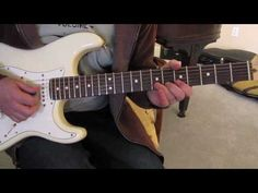Blues Guitar Lessons - Lead blues Guitar Lick - Free Online Guitar Lessons - YouTube
