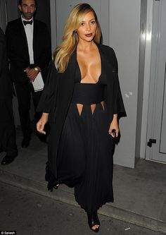 Kimmy looking fab in givency!!