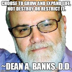 Welcome to The Spirituality Post Daily! Daily Posts by Dean A. Banks, D.D.