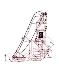Fao Schwarz Kid S Building Roller Coaster