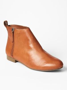 Gap Ankle booties on shopstyle.com