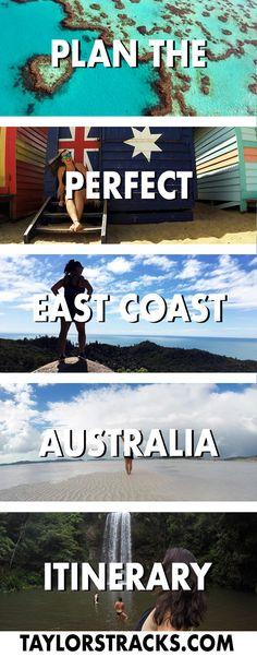 Australia travel | East Coast Australia travel | East Coast Australia bucket lists | East Coast Australia itinerary | East Coast Australia map | Australia beaches | Australia backpacking | Australia budget