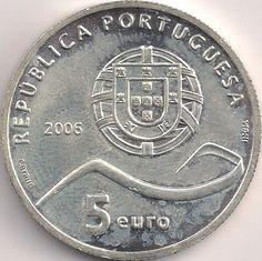 Wertseite: Münze-Europa-Südeuropa-Portugal-Euro-5.00-2006-Sintra