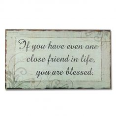 "Adeco Decorative Wood Wall Hanging Sign Plaque ""You Are Blessed"" Seafoam, Black Home Decor"