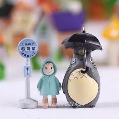 Barato Studio Ghibli Xiaomei PVC boneca figura de ação brinquedo meu vizinho Totoro Hayao Miyazaki figuras Anime japonês figuras crianças brinquedos, Compro Qualidade Ação e personagens diretamente de fornecedores da China: 9pcs Studio Ghibli Anime Figure My Neighbor Totoro Toy Hayao Miyazaki Mini Garden PVC Action Figures Kids Toys For Boys