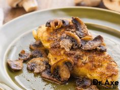 Restaurant versions of chicken marsala come with inferior chicken and tons of sodium. Instead, make it at home with gluten-free flour