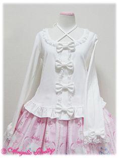 Proper Girl Ribbon Cutsew Cardigan Release Year: 2010 Price: $70.64