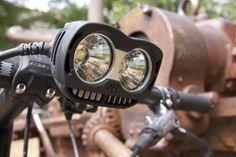 Review: NiteRider Pro 2200 Race Bike Light. Singletracks Mountain Bike News.