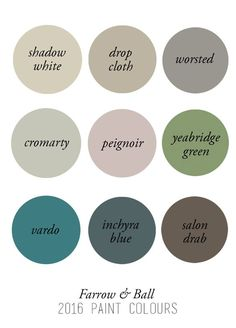 As I announced in my previous post, I'm upto my elbows in Farrow & Ball paint myself, working hard on our closet space. Farrow & Ball just relea. Farrow Ball, Farrow And Ball Paint, Room Colors, Wall Colors, House Colors, Paint Colors, Colours, Inchyra Blue Farrow, Farrow And Ball Inchyra Blue
