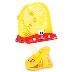 Cozy Coupe� Stoller Fan by Diono� for $16.99 #littletikes