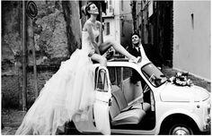 YEPP! I'm definitely gonna use my little white FIAT 500 on June 23rd! ;)
