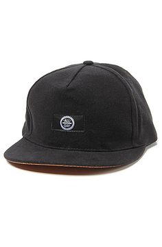 Snapback Fashion Blog All Day Men's The All Day Snapback Cap in Black,