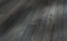Beautiful Image Of Home Interior Design And Decoration Using Grey Wood Laminate Home Flooring : Amusing Picture Of Home Interior Flooring Design And Decoration Using Rustic Dark Brown Grey Wood Laminate Home Flooring Gray Wood Laminate Flooring, Grey Hardwood Floors, Installing Laminate Flooring, Hardwood Floor Colors, Timber Flooring, Flooring Ideas, Farmhouse Flooring, Cool House Designs, Decoration