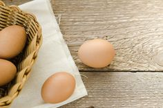 Check out Eggs in the basket by Mellisandra on Creative Market