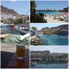 Indara nos manda esta foto de sus #vacaciones en #Mogán, #GranCanaria #canarias #islas