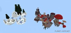 Скачать карты для Minecraft PE — 0.17.0, 0.16.0, 0.15.6, 0.15.4 » Страница 7