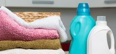 If you don't use natural cleaning products in your home, your dog might be at risk. Here are five potentially dangerous cleaning products for dogs. Fabric Softener, Window Cleaner, Rug Cleaning, Natural Cleaning Products, Household Items, Spray Bottle, Cleaning Supplies, Towel, Laundry Room