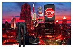 """""""Don't stop believe in"""" by halle0729 ❤ liked on Polyvore featuring Yves Saint Laurent, Nine West, Givenchy, Crosley Radio & Furniture, CellPowerCases and GUESS"""