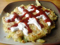 Sick of sushi? We have another way to enjoy vegan Japanese food: Vegan Okonomiyaki!