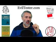 The Rejection Special - 005 - The Evil Tester Show https://youtu.be/UdueP7obzUI