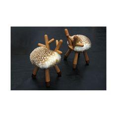 Bambi Stuhl aus Eiche und Nussbaumholz by Takeshi Sawada