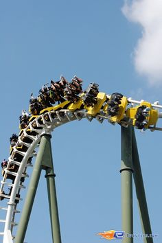 Parks In Deutschland, Attraction, Heide Park, Amusement Park Rides, Park Resorts, My Ride, Telescope, Roller Coasters, Awesome