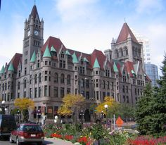 Landmark Center - Saint Paul, MN