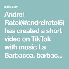 Andrei Ratoi(@andreiratoi5) has created a short video on TikTok with music La Barbacoa. barbacoa gratar barbeque Barbacoa, Create, Music, Ideas, Blue Prints, Musica, Barbecue, Musik, Muziek
