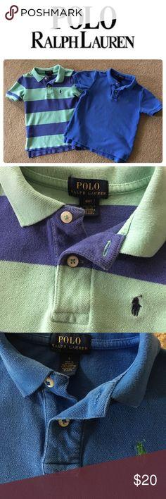 28f52f8abb2b4a Bundle 2 Polo Ralph Lauren Shirts
