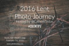 TWO WEEKS until Lent. Can you believe it?! It feels like Christmas and Advent just ended. And I'm just getting into the swing of Ordinary Time and all things green in the liturgy. But now, especially thanks to Misty's post last week, Your 2016 Handy-Dandy List of Lenten Resources, I find myself…