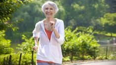 Aerobic Exercise May Help Older Women at Risk for Dementia