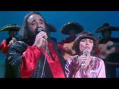 Mireille Mathieu et Demis Roussos - Cucurrucucú Paloma (1980) - YouTube