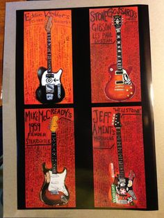 Hey, I found this really awesome Etsy listing at https://www.etsy.com/listing/161477764/16x24-pearl-jam-guitar-poster-4-of-the