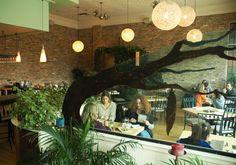 Leaf Vegetarian Restaurant Boulder Colorado