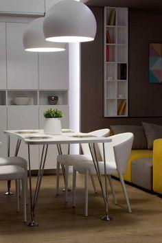 Denis Rakaev designs a contemporary apartment in Kiev