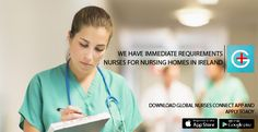 We help you to find nursing jobs in Ireland & UK. With help of our Global Nurses Connect app, nurses can find plenty of nursing job vacancy listed on the app and can apply to the desired nursing job without any third party involvements.