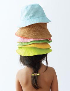 Reversible bucket hat pattern - Oliver + S f697314202b