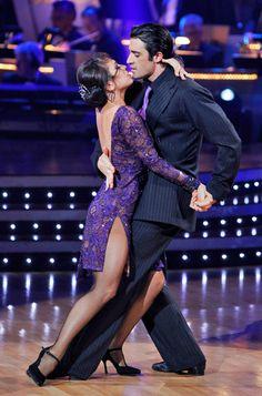 Traditional Argentine Tango Dress