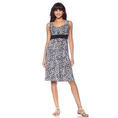 "Tiana B. ""On the Spot"" Scoop-Neck Dress at HSN.com."