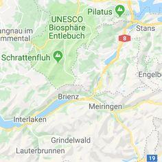 Ausflugsziele Schweiz: 99 Ideen für einen tollen Tagesausflug Entlebucher, Grindelwald, Map, Day Trips, Road Trip Destinations, Switzerland, Travel, Hiking, Location Map