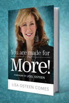 It's time to start living in the fullness of your God-given destiny! Let Lisa's practical life applications and dynamic teaching encourage you to rise higher than ever before.