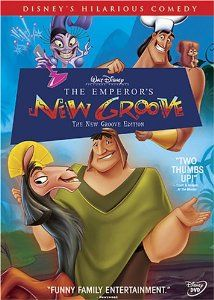 The Emperor's New Groove and more on the list of the best Disney animated movies by year