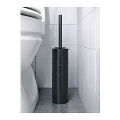 IKEA - SVARTSJÖN, Toilet brush, The brush is replaceable so you can keep the handle and combine it with LOSSNEN replacement brush.
