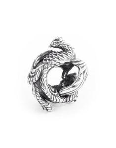 a6c19381e FaeryBeads Phoenix Pandora Harry Potter, Silver Beads, Silver Charms,  Silver Rings, Pandora
